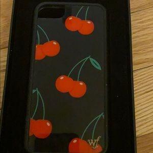 Cherry Wildflower Phone Case 6/7/8